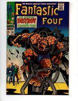 "Fantastic Four #68 (Nov 1967, Marvel) VF/NM 9.0 ""STAN LEE & JACK KIRBY"""
