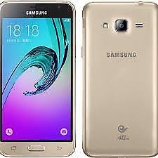 Samsung Sm-j320fn Galaxy J3 2016 Smartphone Telefono Cellulare Gold - Tim