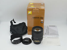 Nikon Zoom-Nikkor 18-105 mm F/3.5-5.6 DX G SWM AF-S VR Aspherical IF ED Objektiv