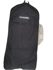 Chanel Garment Bag, Dress, Suit Protector Cover