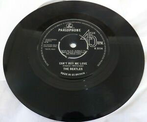 THE BEATLES - CAN'T BUY ME LOVE/YOU CAN'T DO THAT