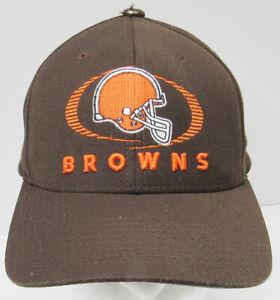 Adjustable Starter Cleveland Browns Baseball Hat-B5