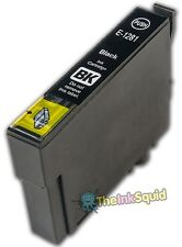1 Black T1281 XL Compatible Ink Cartridge for Epson Stylus SX125 (Non-oem)