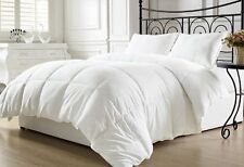 New Bedroom Chezmoi Collection King Size White Goose Down Alternative Comforter