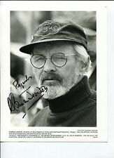 Norman Jewison Fiddler On The Roof Director 7x Oscar Nom Signed Autograph Photo