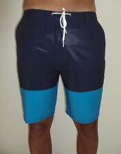 NEW RIP CURL MIRAGE AGGROSPLIT BOARDWALK BOARD WALK SHORTS SZ 34 BLUE code 9-27