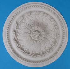 """Ceiling Rose leggero in resina (non polistirolo) """"possono"""" 398mm"""