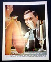 Life Magazine Ad TAB 1965 Ad