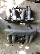 Bmw E30 M40 318i 1.8L Inlet Manifold 2 Pieces 17096259 17096229