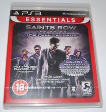 Saints Row The Third - The Full Package - Playstation 3 - PS3 - New & Sealed