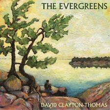 David Clayton-Thomas - The Evergreens [New CD]