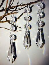 30 Acrylic Crystal Garland Hanging Bead Curtain Wedding Club Party Decor NN220