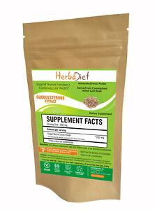 Guggul Extract Powder 2.5% Guggulsterones Antioxidant Heart Health Supplement
