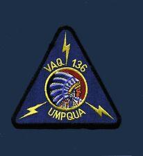 VAQ-136 GAUNTLETS UMPQUA Minions  US NAVY Grumman EA-6B Prowler Squadron Patch