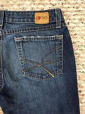 BKE Denim Starlite Women's Flare Jeans Size 30 x 31.5