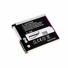Akku für Panasonic Lumix DMC-FS35 Serie 3,6V 700mAh/2,5Wh Li-Ion Schwarz