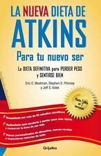 Nueva Dieta de Atkins (Paperback or Softback)