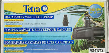 Tetra Pond 3600 Gph High Capacity Waterfall Pump