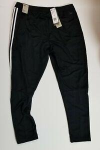 Adidas Tiro 19 Athletic Training Pants Sweatpants Climacool Black XL