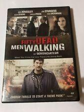 Fifty Dead Men Walking Dvd