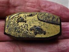 Vintage 30's GERMANY Formula 1 Racing Diecast Pocket Pencil Sharpener F-1 RARE