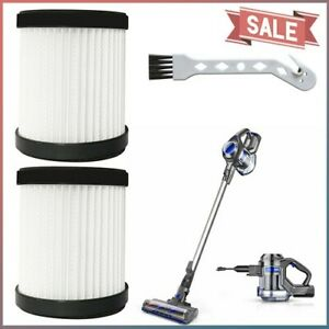Filter For MOOSOO XL-618A Cordless Vacuum 10Kpa Suction 4-In-1 Stick Handheld