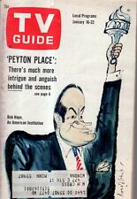 1965 TV Guide January 16 - Bob Hope;Caterina Valente;Isaac Asimov;Man from Uncle
