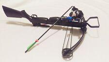 130 lbs Sparrow compound fishing crossbow w/ fishing arrow & fishing reel