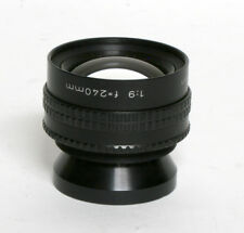 Used Rodenstock Apo Gerogon 240mm F9 Enlarger Lens