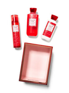 Bath Body Works You're The One Gift Set Full Size Mist Lotion, Shower Gel