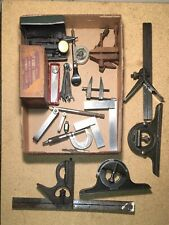 Lot Of Machinist And Other Tools