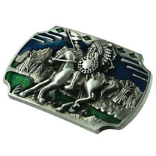 MagiDeal Vintage Europe and the United States fashion Cowboy Belt Buckles