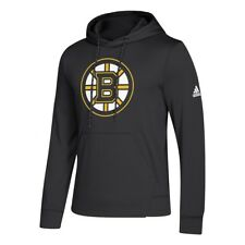 b6f74bd8 Boston Bruins 2018 adidas Mens Fleece Pullover Hoodie XL