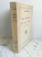 H. Bessler la France Y La Suisse De 1848 De 1852 Victor Attinger