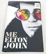 MINOR DAMAGE Me Elton John Official Autobiography Henry Holt Hard Cover Book New