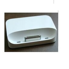 Genuino Original Apple iPhone 3G 3GS dársena Cuna Usb MB484G/A Blanco Nuevo