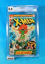 X-Men #101 Marvel Comics 1976 CGC Universal Grade 8.0 PHOENIX