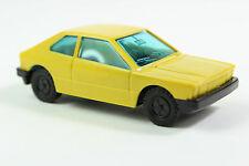 Vintage 1980 Car Joy toy No7 GREECE Rare Volkswagen Scirocco