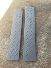 05 06 07 08 09 F-150 MARK REAR SCUFF PLATES ~~ PAIR  LEFT AND RIGHT