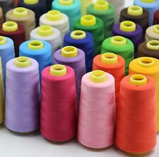 Industrial Overlock Sewing Machine Polyester Thread 5000 mtrs Buy 2 & Get 2 Free