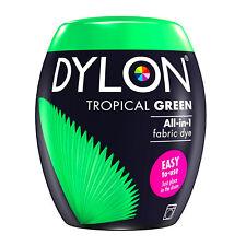 DYLON Textilfarbe tropisches Grün Farbe & Fixierer für 600g Stoff fabric dye