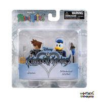 Kingdom Hearts Minimates Series 1 Sora & Donald Duck