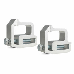 Truck Cap Camper Shell Canopy Mounting Clamps Set of 2 TL2002