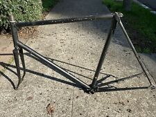 Vintage 1978 RALEIGH PROFESSIONAL Road Race Frame and Fork 58cm