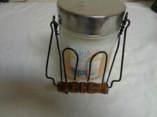 """Scented Candle With Holder """"Coconut Merinque Orange Creamcycle Peach Apricot"""""""