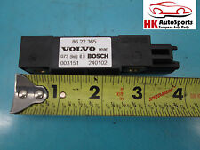 VOLVO 60 70 80 SERIES S60 S80 V70 XC70 REAR AIRBAG IMPACT SENSOR 8622365 BOSCH