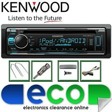 Ford Cougar 1998-2002 KENWOOD CD MP3 USB AUX In Car Stereo Upgrade Kit FD4