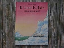 Buch: KLEINER EISBÄR nimm mich mit von Hans de Beer