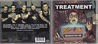 The Treatment - Generation Me  (CD, Mar-2016, The Treatment) FRONTIERS FRCD723