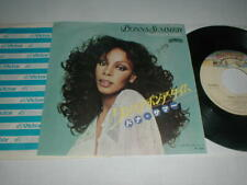 """Donna Summer 45 ONCE UPON A TIME Japan 7"""" 1977 Female Disco Soul Dance Boogie DJ"""